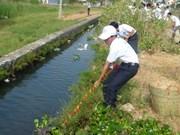 La Journée mondiale de l'eau 2014 sera lancée à Lai Chau