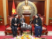 Vietnam-Laos : renforcer la coopération entre les assemblées nationales