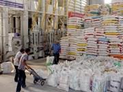 Plus de 411.300 tonnes de riz exportées depuis le début de l'année
