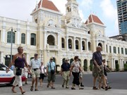 Février: forte augmentation des visiteurs étrangers au Vietnam