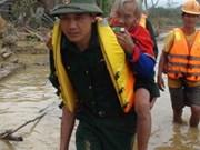 Intempéries : le Vietnam présente ses expériences