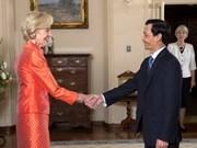 L'Australie souhaite développer davantage ses relations avec le Vietnam