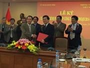 Coopération entre la VNA et le Comité des affaires ethniques
