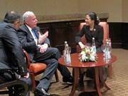 Le Vietnam appuie la juste lutte du peuple palestinien