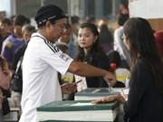 Thaïlande: des élections législatives partielles dans cinq provinces
