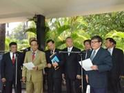 Cambodge : Première réunion du Comité mixte du PPC et du CNRP