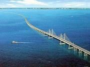 La Malaisie inaugure le plus long pont d'Asie du Sud-Est