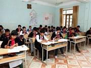 Le vietnamien, deuxième langue d'enseignement pour les ethniques