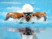 Natation: Anh Vien brille aux championnats de Floride 2014