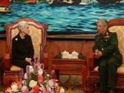 Vietnam et Etats-Unis renforcent la coopération dans la défense
