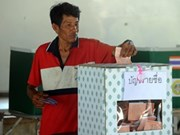 Thaïlande: inscription des candidats aux élections sénatoriales