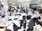 Textile : les exportations de février en hausse