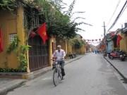 Hôi An: plus de 1.600 fonctionnaires devront venir au travail à vélo