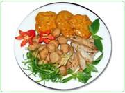 Cha ca Quy Nhon, une spécialité culinaire d'Asie