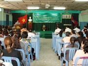 Honorer les femmes cambodgiennes d'origine vietnamienne