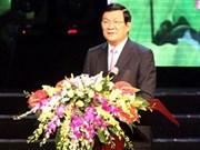Le président Truong Tân Sang attendu au Japon