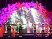 La première fête de l'ao dài à Hô Chi Minh-Ville