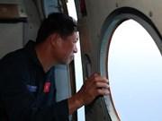 Avion disparu : la zone de recherche élargie au Nord-Ouest