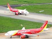 Intempéries : VietJetAir annule ses vols entre HCM-Ville et Hai Phong