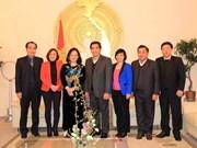Vietnam-Allemagne : coopération entre localités