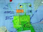 Avion disparu : élargissement de la zone de recherche