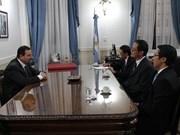 Mendoza (Argentine) veut coopérer avec le Vietnam