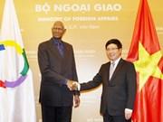 Le Vietnam jouera un rôle plus actif au sein de la francophonie