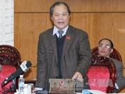Clôture de la 26e réunion du Comité permanent de l'AN