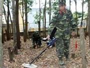 Déminage: les partenaires au développement prêts à aider le Vietnam