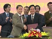 La VNA coopère avec l'Université nationale de Hanoi