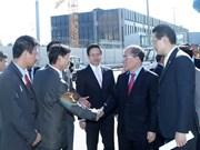 Le Vietnam salué pour les préparatifs de la 132e AG de l'UIP