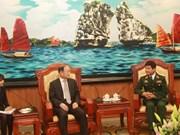 Vietnam-R. de Corée: Coopération dans la sécurité informatique