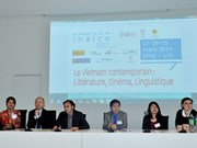Colloque sur la littérature contemporaine du Vietnam à Paris