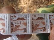 Une grande collection privée de timbres sur Hoàng Sa et Truong Sa