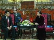 Le Laos souhaite étudier les expériences législatives de Hanoi