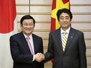 Vietnam-Japon : approfondissement des relations bilatérales