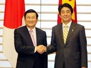 Vietnam-Japon: établissement d'un partenariat stratégique approfondi