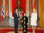 Le Vietnam promeut la coopération avec la Norvège