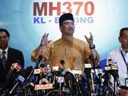 Avion disparu : une délégation malaisienne se rendra en Chine