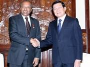 """Le Vietnam """"prêt"""" à aider les organisations humanitaires"""