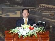 Le PM Nguyen Tan Dung part pour les Pays-Bas, Cuba et Haïti