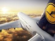 Lufthansa Airlines suspend ses vols vers le Vietnam