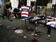 Thaïlande : attaques à la grenade dans la ville de Chiangmai