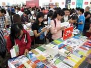 Ouverture du Salon du livre de Ho Chi Minh-Ville