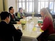 Vietnam-Pays-Bas: entretien entre les PM