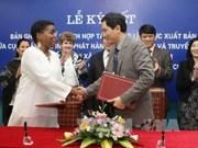 Vietnam-Cuba : la coopération dans l'édition se renforce
