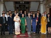 Bien-être social : HCM-Ville et le Cambodge échangent des expériences