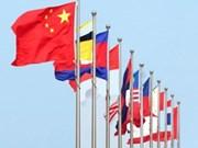 ASEAN et Chine examinent les résultats de leur coopération