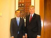 Les relations parlementaires Vietnam-Australie appréciées
