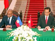 Intensification de la coopération Vietnam-Haïti